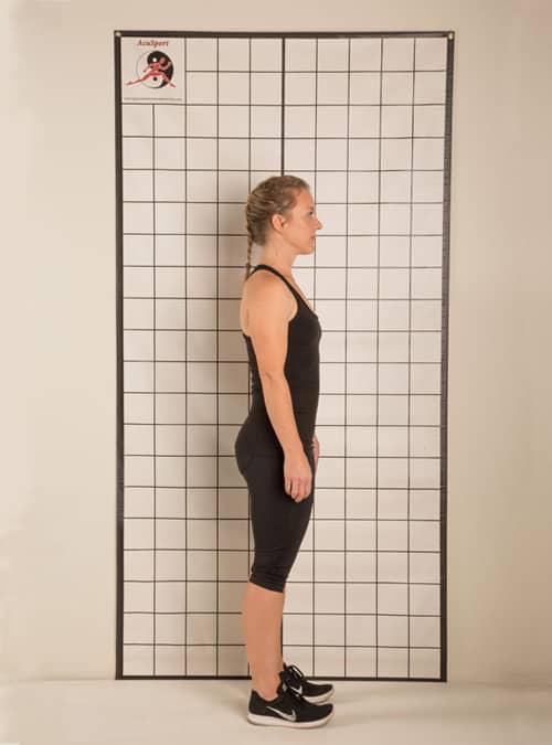 Sports Medicine Acupuncture Products: Postural Assessment Grid | SportsMedicineAcupuncture.com