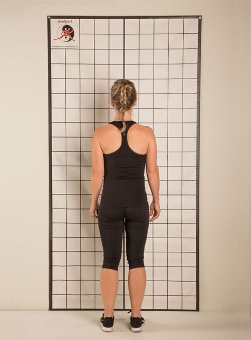 Sports Medicine Acupuncture Products: Postural Assessment Grid | SportsMedicineAcupuncture.com