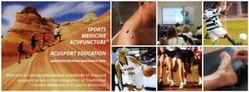 Sports Medicine Acupuncture Facebook Page | SPORTSMEDICINEACUPUNCTURE.COM