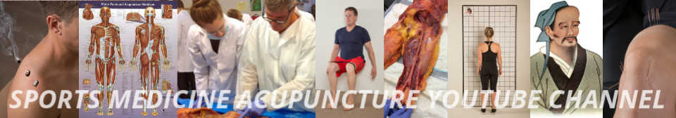 Sports Medicine Acupuncture YouTube Channel | SPORTSMEDICINEACUPUNCTURE.COM