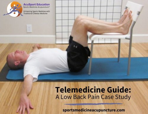 Telemedicine Guide: A Low Back Pain Case Study