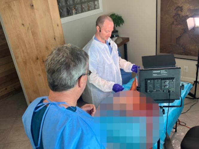 Behind the Scenes: Filming the SMAC Online Webinars | SPORTSMEDICINEACUPUNCTURE.COM
